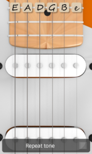 Easy Guitar Tuner 2