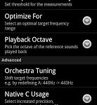 Tuner - gStrings Free 2