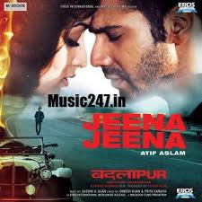 Jeena Jeena Guitar Tab by Atif Aslam From Badlapur