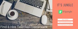 Find an amazing freelancers