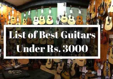 List of Best Guitars Under Rs. 3000