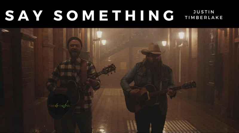 Say Something Chords Justin Timberlake Tab And Chord