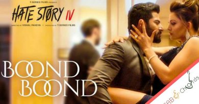 Boond Boond Chords – Hate Story 4