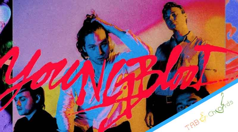 Youngblood Guitar Chords 5 Seconds Of Summer Tab And Chord