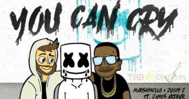 You Can Cry Chords – Marshmello