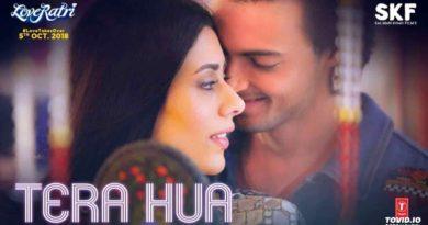 Tera Hua Tabs – Loveratri | Atif Aslam