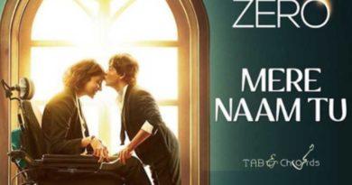 Mere Naam Tu Guitar Chords – Zero