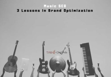 Music SEO: 3 Lessons in Brand Optimization
