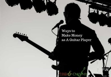 Ways to Make Money as A Guitar Player