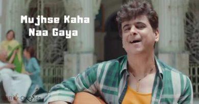 Mujhse Kaha Naa Gaya Chords – Palash Sen