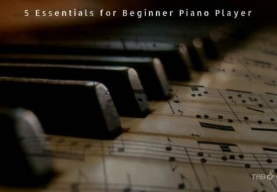 5 Essentials for Beginner Piano Player